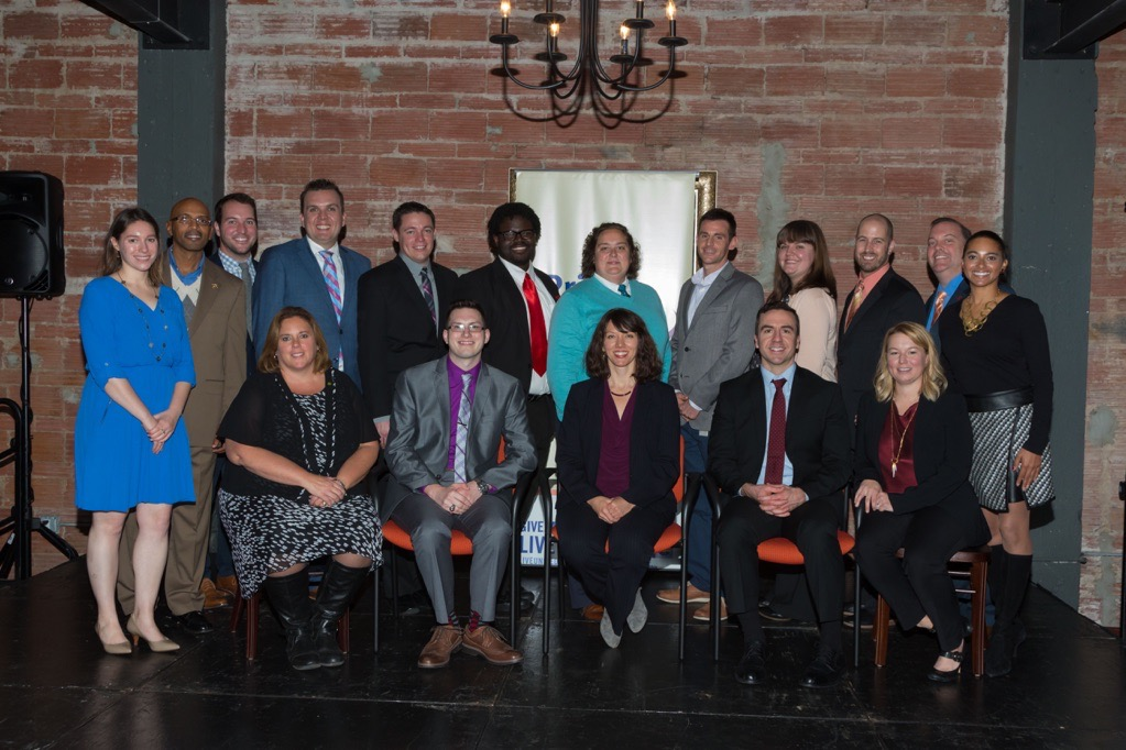 2016 Pride Leadership Cycle 9 Graduation