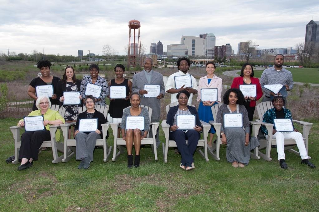 2017 Neighborhood Leadership Academy Graduation