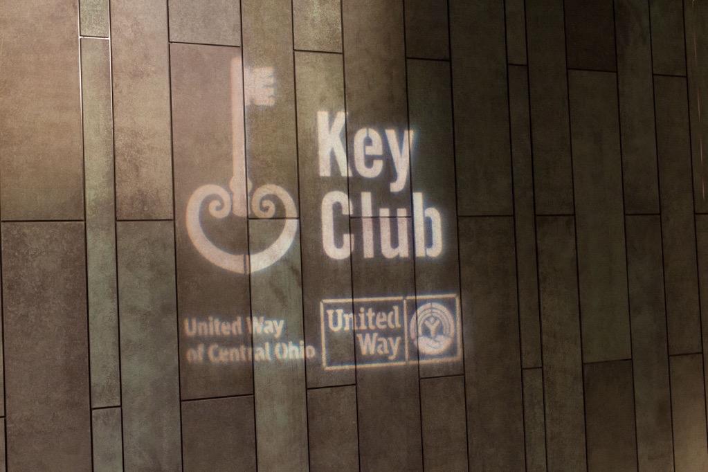 Key Club 20th Anniversary Celebration