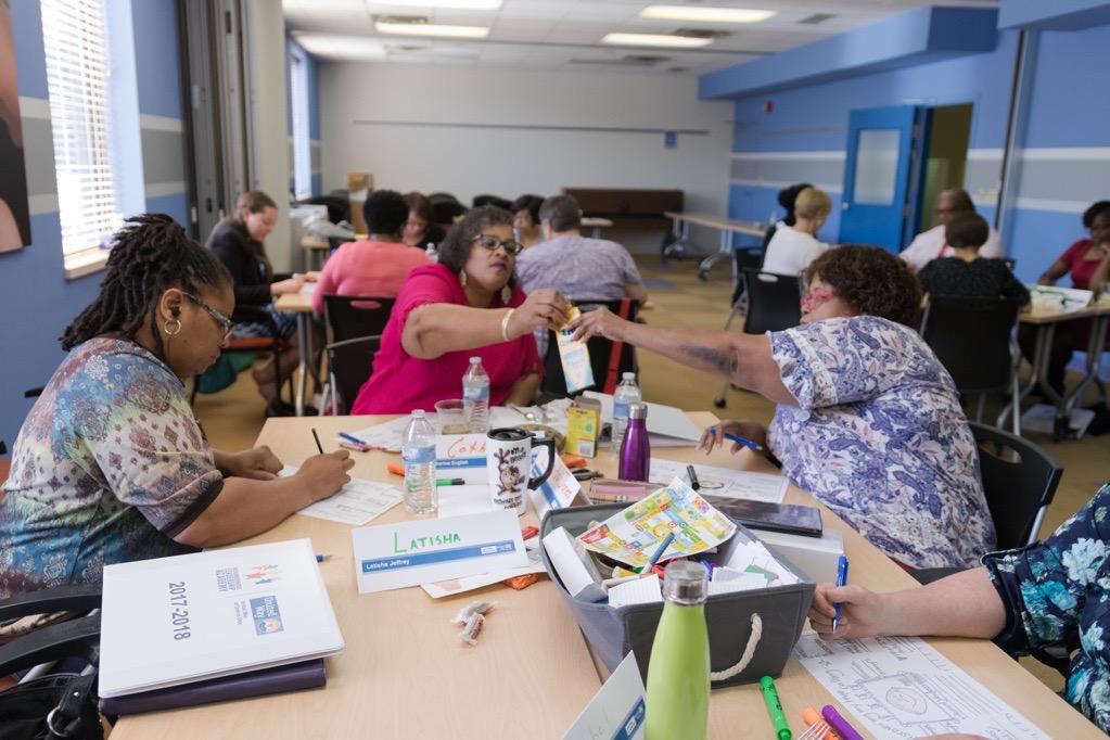 Neighborhood Leadership Academy Cycle 6