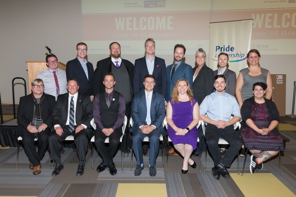 Pride Leadership Cycle 10 Graduation