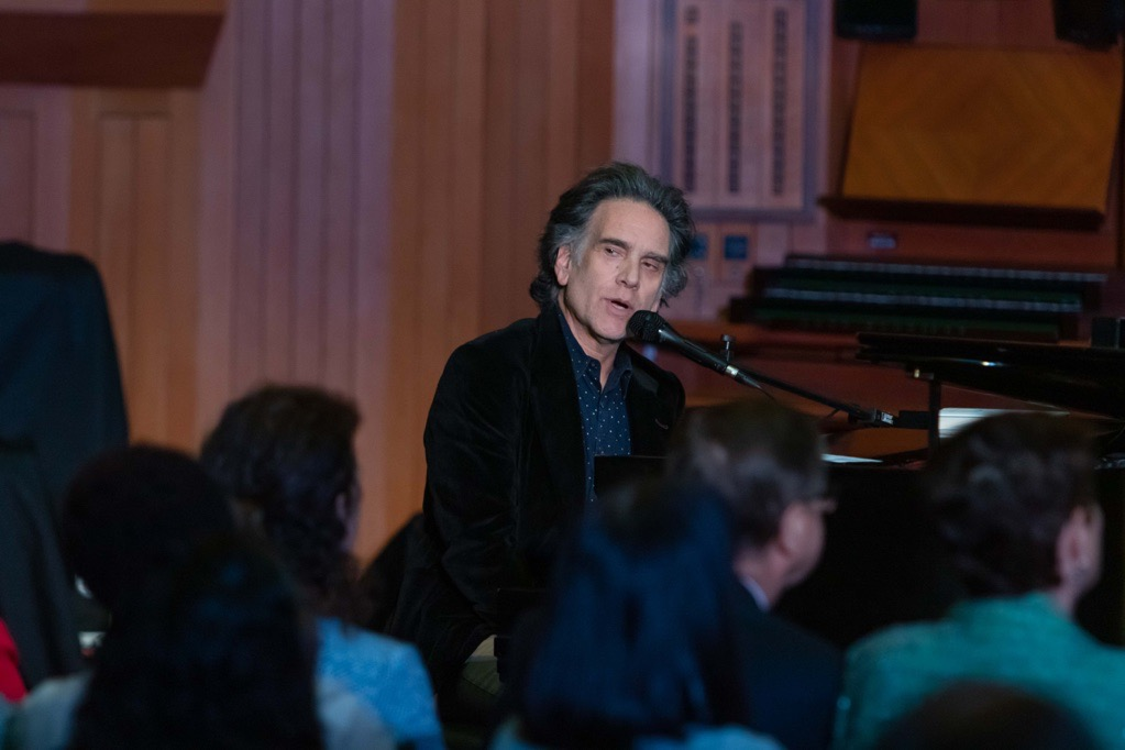 A Concert & Conversation with Peter Buffett